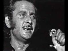 ▶ Domenico Modugno in Meraviglioso rigorosamente live - YouTube