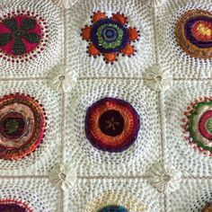 Griet Lombard Block A Day Therapy Quilt