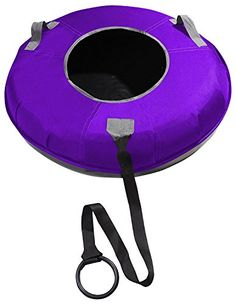Toysland Commercial Inflatable Snow Tube Sled Purple ** Be sure to check out this awesome product. (This is an affiliate link) #SnowSledding