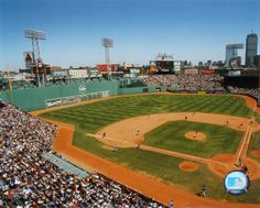 Going to Red Sox games with my family growing up.  Miss that!  Fenway Park