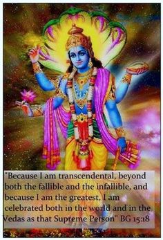 Understanding and experiencing the transcendental nature of Lord Sri Krishna