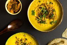 Coconut Lentil Curry, Sri-Lankan Style