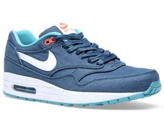 Nike Air Max 1 - Turquoise - White - Bright Crimson - SneakerNews.com 3074d55a10