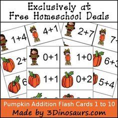 FREE Instant Download: Pumpkin Activities Pack