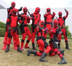 deadpool cosplay    #halloween #cosplay #costume #deadpool