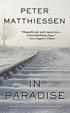 In Paradise by Peter Matthiessen   An American professor of Holocaust Studies grapples with his own past and a family secret. His Jewish mother was abandoned to her doom by his Gentile father.