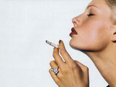 Vogue Paris Sept 1994 - Kirsty Hume | La Beℓℓe ℳystère