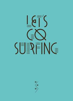 ♫ The Drums - Let´s Go Surfing ♪