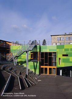 Bakkesgaard School, Denmark