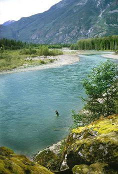 .Dean River, British Columbia