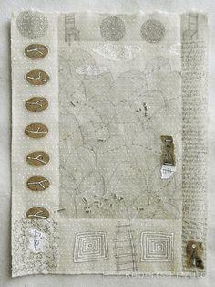 Notas de los antepasados de dibujo de las técnicas mixtas