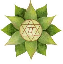 Heart Chakra, remove the middle circle, replace with turtle?