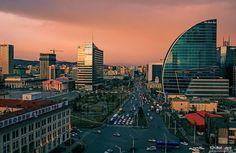 Ulaanbaatar in Ulaanbaatar