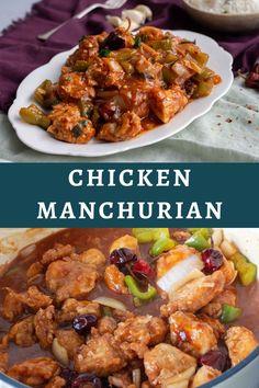 Chicken Manchurian Recipe (Indo Chinese Recipe) | Mirchi Tales