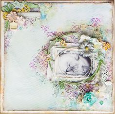 Blue Fern Studios: September Sketch with Jelissa and a Start to Finish Video