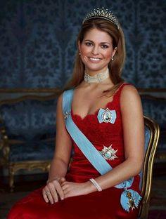 Princess Madeleine of Sweden / Duchess of Hälsingland and Gästrikland (Madeleine…
