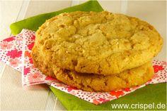 Erdnusstraum Cookies