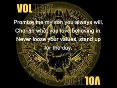 volbeat - fallen (with lyrics)