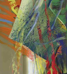 Abstract Painting [568-1] » Art » Gerhard Richter
