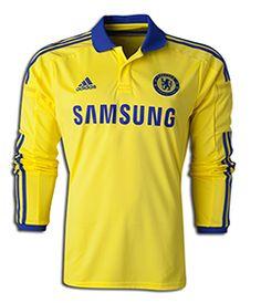 Chelsea Away Jersey 14/15  #Soccer