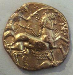 Archaeoethnologica: Les images monétaires des peuples gaulois - Thesis On-line
