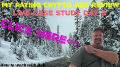 My Paying Crypto Ads Review - Live Case Study Day 8