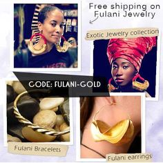 Whenever you Place an order of our Fulani Jewelry on Quaintcurios.org you get a chance to use our coupone shipping discount. Register with Quaint Curios today to receive additional benefits, including: Free and easy returns on all orders Express checkout Easy order tracking Tracking and sharing your Quaint Curios  activity Exclusive access to seasonal promotions and discounts Ability to write product reviews