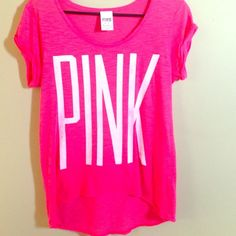 Victoria's Secret Tops - Victoria' Secret PINK T-Shirt