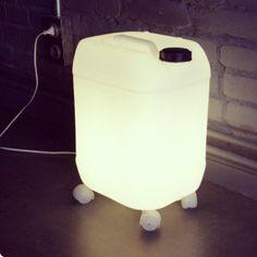 Plastic bottle lamp in plastics li. Plastic bottle lamp in plastics lights with Plastic Light Lamp Bottle