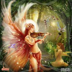 The music of fairies