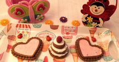 Tortul brownie de cartof dulce a devenit deja o tradiție de ziua fetiței celei mari (care se apropie cu pași repezi). De această dată a...
