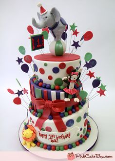 Children's Cakes » Specialty Cakes for Boys & Girls page 3