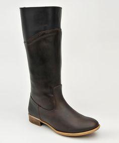 Loving this Brown Alun Boot on #zulily! #zulilyfinds