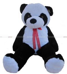 stuffed panda valentine's day