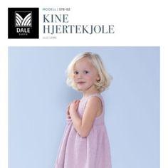 Lerke-nytt til baby & kids – Dale Garn Baby Kids, Tulle, Rompers, Knitting, How To Make, Fashion, Threading, Moda, Tricot