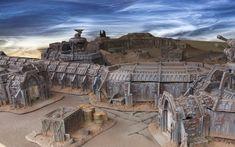 Forge World Anphelion Base 7