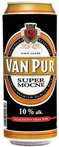 Van Pur Super Mocne 10 Dz 0 5 L Van Pur 10 Things