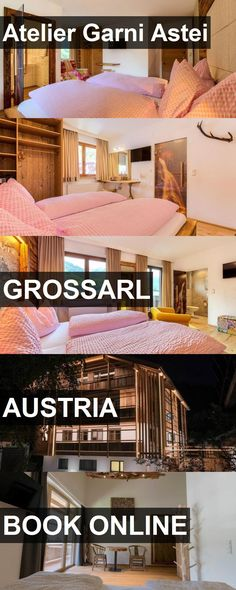 Hotel Atelier Garni Astei in Grossarl, Austria. For more information, photos, reviews and best prices please follow the link. #Austria #Grossarl #travel #vacation #hotel