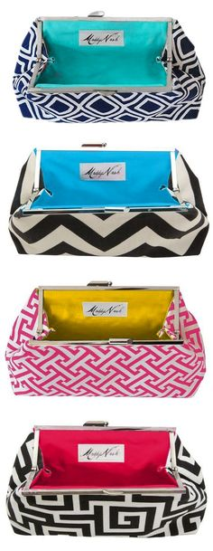 Patterned Clutches