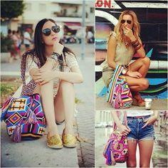 Handmade Wayuu Bags