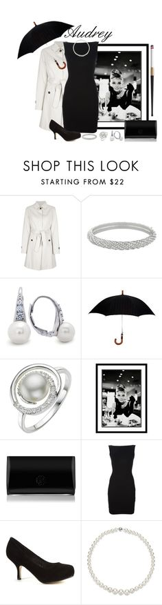 """Audrey"" by darksyngr ❤ liked on Polyvore featuring POP CPH, Fantasy Jewelry Box, Crislu, A B Davis, Amanti Art, L.K.Bennett, Dsquared2 and DaVonna"