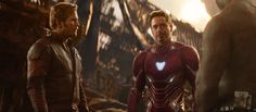 The offical trailer is here for Avengers: Infinity War