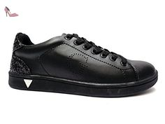 Guess , Chaussures de sport d'extérieur pour femme noir noir 36 EU - noir - noir, 41 Italia donna EU - Chaussures guess (*Partner-Link)