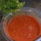 Photo de recette : Sauce à pizza facile et rapide