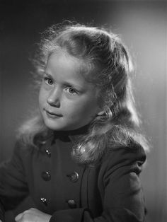 Brigitte Fossey - 1953 - Réunion des Musées Nationaux-Grand Palais -