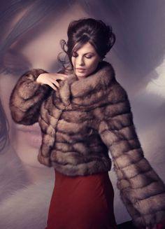sable fur jacket. 540×750 pixels