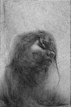Increíble técnica de dibujo usando una única línea continua.       — by Paolo Čerić