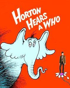 Horton Hears a Who Haha!