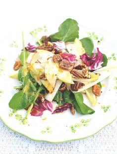 Southern pecan & apple salad | Jamie Oliver | Food | Jamie Oliver (UK)
