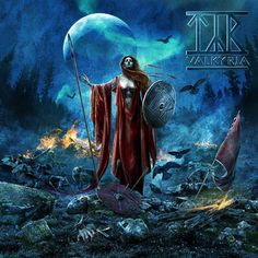 Týr delivers their best album in years with the majestic Valkyrja